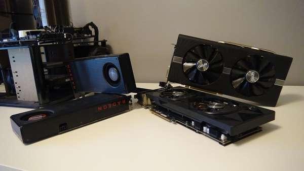 Видеокарта RX 550 4gb для майнинга