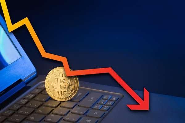 с чем связано падение криптовалюты сегодня