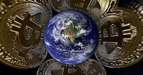 презентация о биткоин и криптовалютах