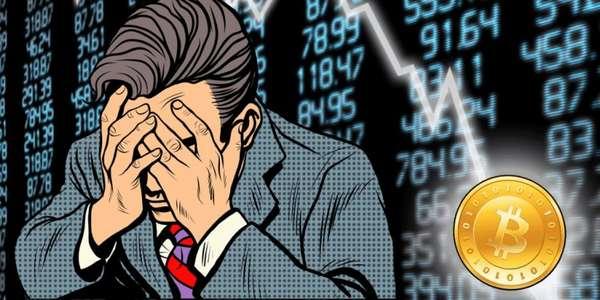 на сколько упал биткоин за последние 3 месяца