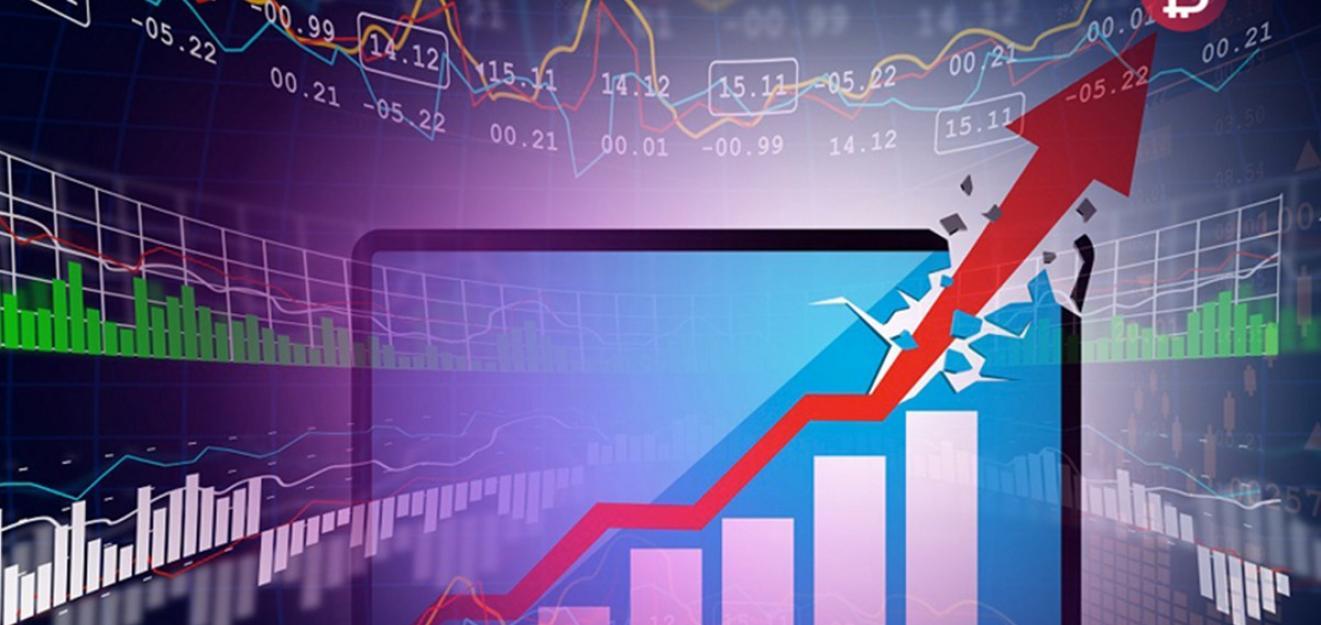график роста криптовалюты за все время