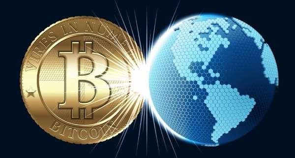 биткоин презентация на английском