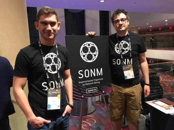 Все о криптовалюте Sonm(SNM)