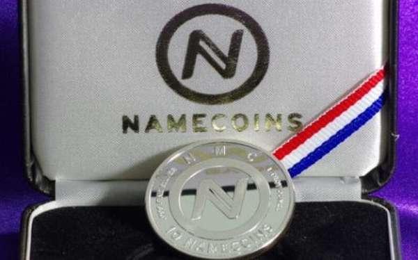 криптовалюта NMC, курс