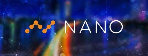 криптовалюта Nano в 2018 году