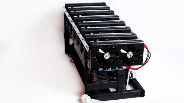 майнинг RX 560 4gb