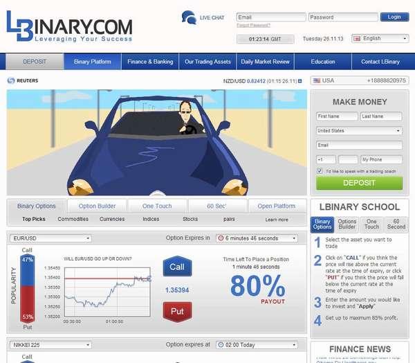 lbinary сайт