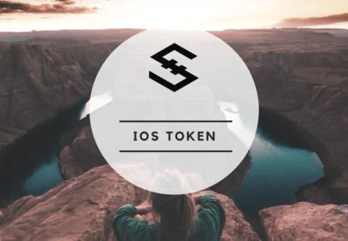 криптовалюта Iostoken (IOST)