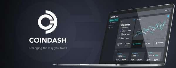 Криптовалюта Coindash (CDT)