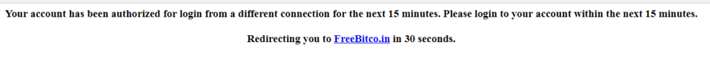 freebitcoin вход на сайт
