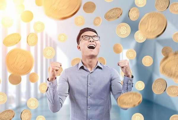 раздача биткоинов в 2018 году