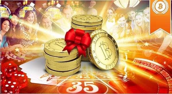 биткоин казино с краном без вложений