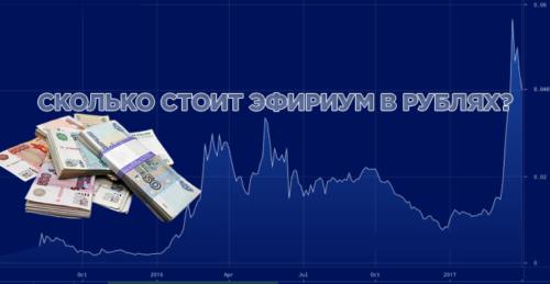 цена эфира в рублях бинанс