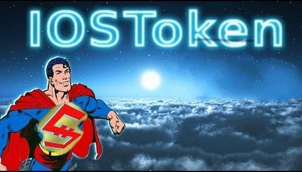 криптовалюта Iostoken, прогноз