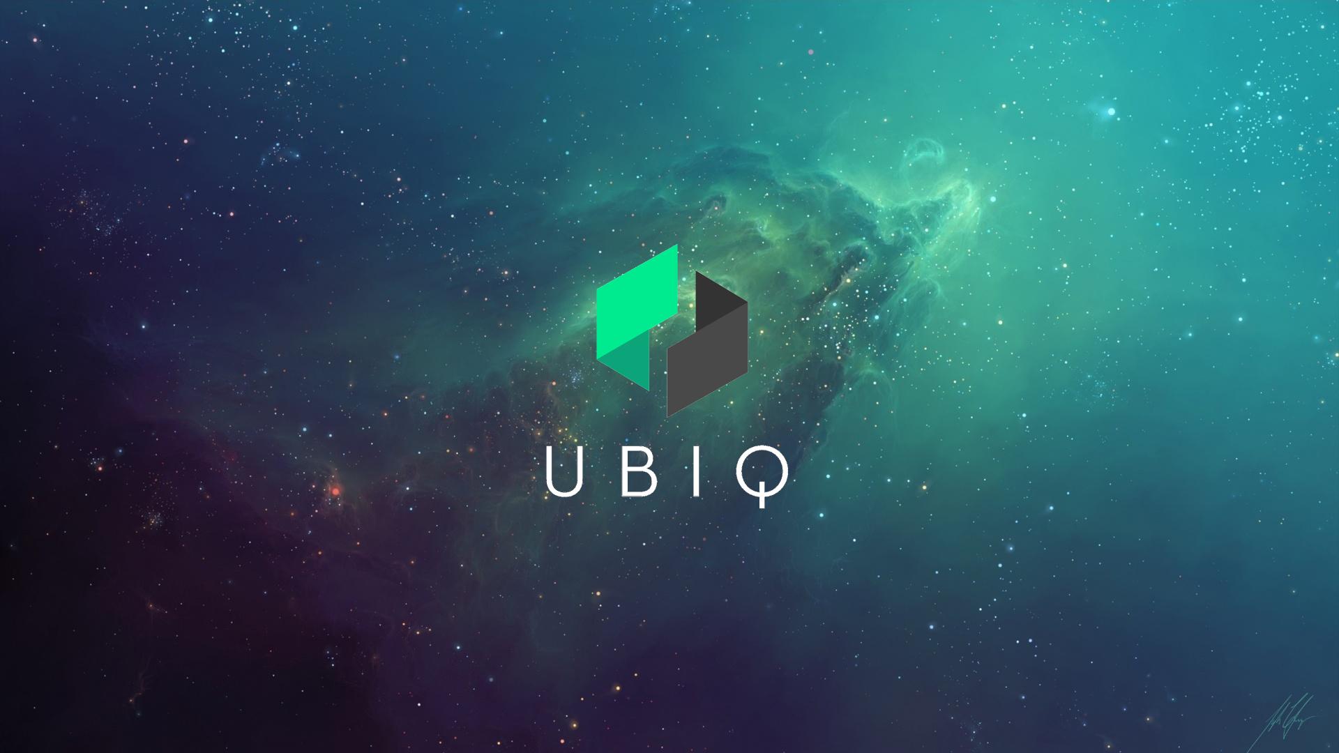 Ubiq криптовалюта