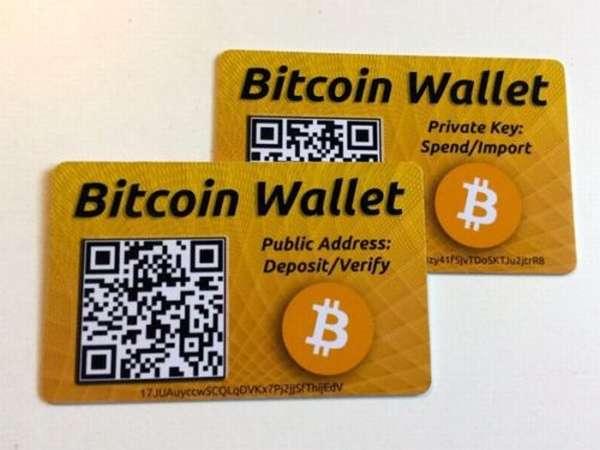 Виртуальный кошелек для биткоина