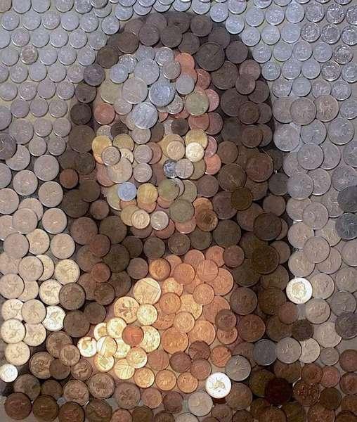 монеты Лиза