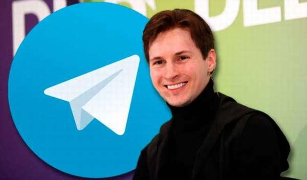 создатель криптовалюты Gram (Telegram)