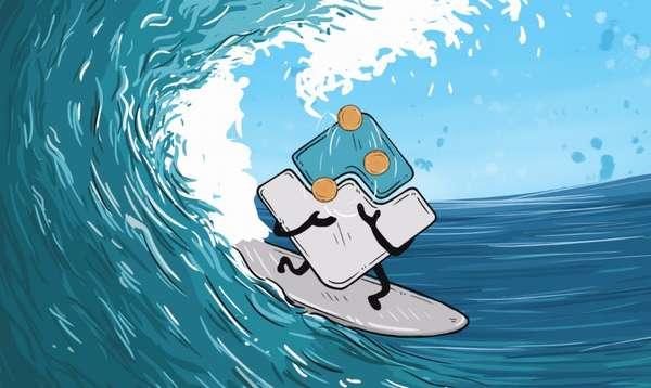 Прогноз курса криптовалюты Waves на 2018 год