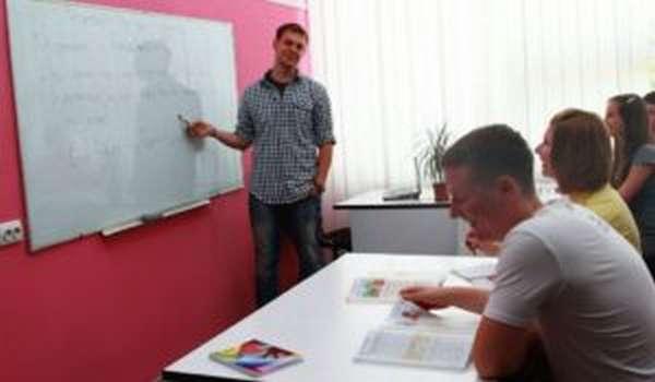 школа иностранного языка детальный бизнес план