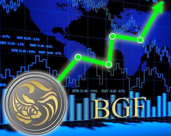 официальный сайт криптовалюты BGF