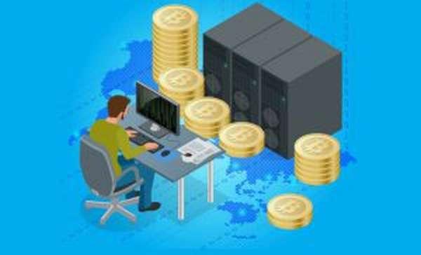 Майнинг криптовалюты с помощью видеокарты