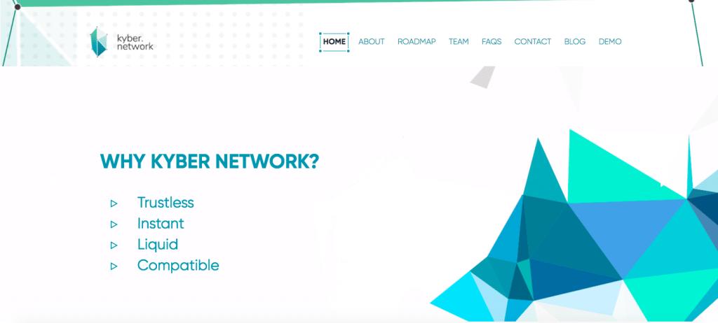 Kyber network честный обзор