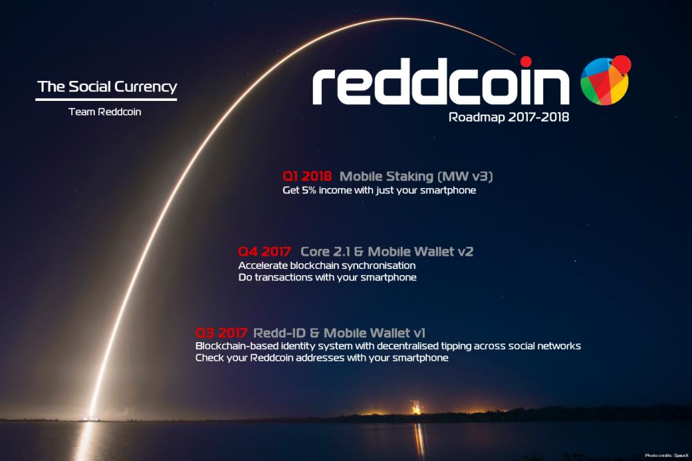 Reddcoin или RDD социальная криптовалюта