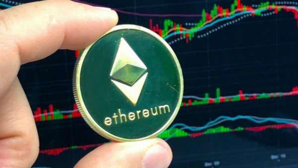 Ethereum биржа, курс