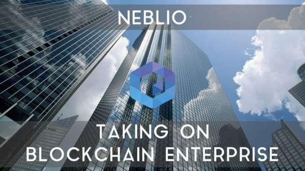 криптовалюта Neblio, обзор