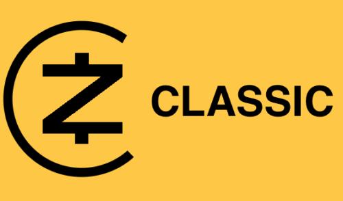 криптовалюта Zclassic, курс
