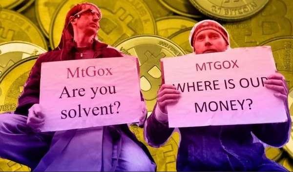 биткоин биржа MtGox