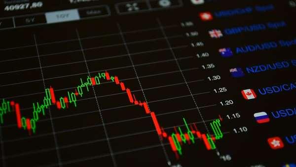 как выглядит график на бирже крипты