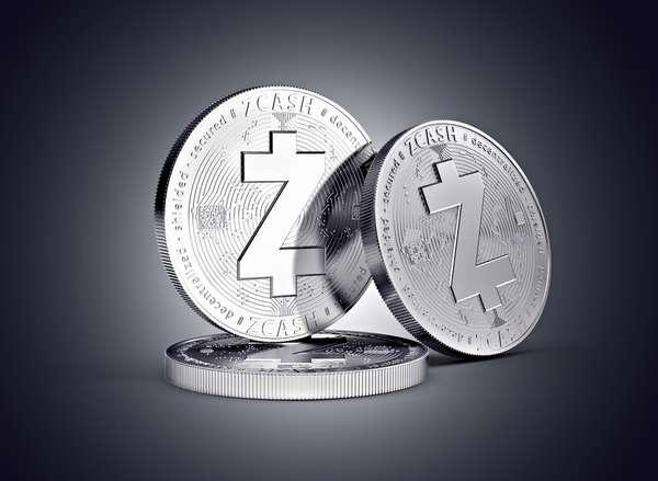 криптовалюта ZEC на сегодня