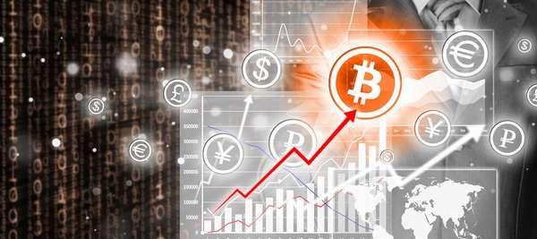 динамика роста криптовалют