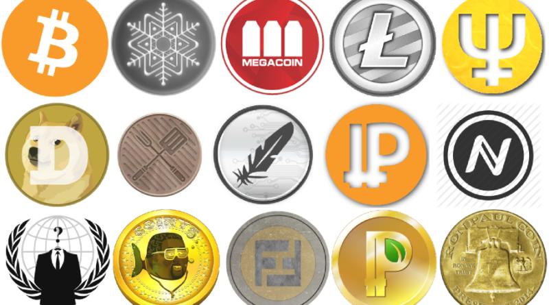 Какие криптовалюты существуют: виды и список валют