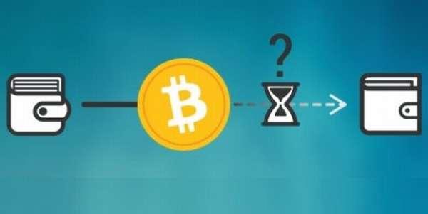 проверить статус транзакции биткоин