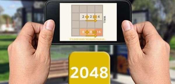 заработок на игре Биткоин 2048