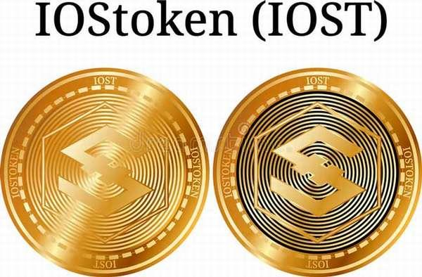 монеты IOS Token (IOST)