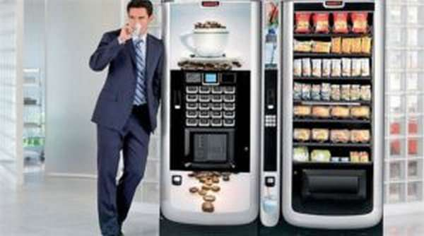 Заработок на торговых автоматах как бизнес идея