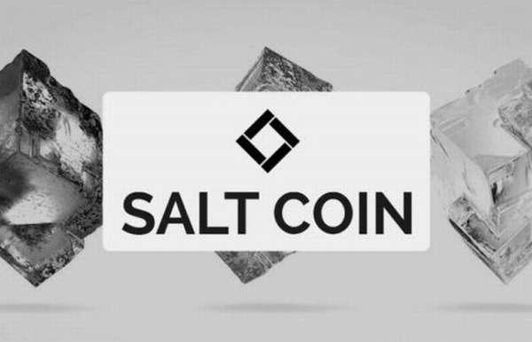 курс криптовалюты Salt
