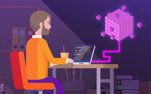 блокчейн программист, обучение