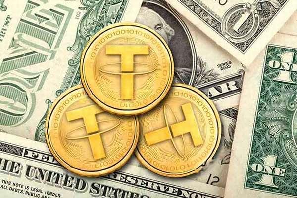 валюта USDT