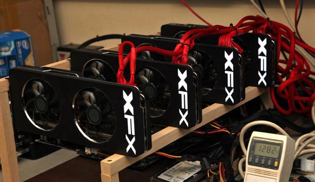 Разгонный потенциал RX 550
