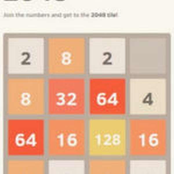 2048 биткоин игра. Можно заработать Сатоши