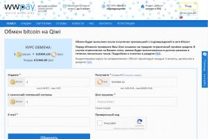 Как лучше вывести Биткоины на Qiwi – обменники или прямой обмен?
