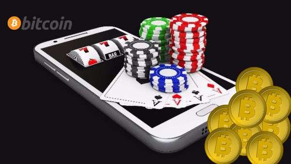 казино на биткоины с бонусом