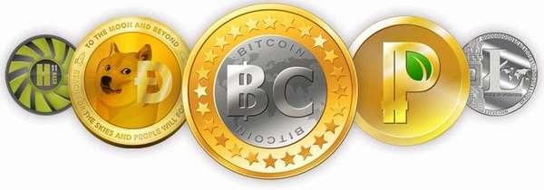 Обзор и описание самых популярных криптовалют