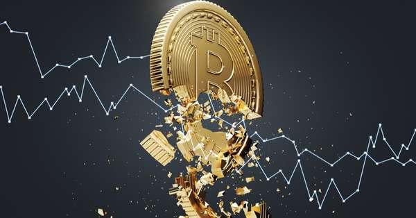 рынок криптовалют сегодня падает в цене
