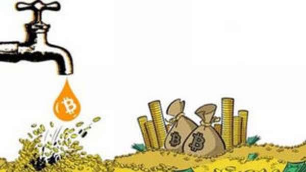 Краны для биткоинов